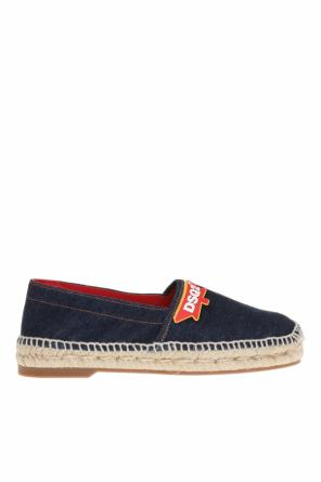 Espadrilles with logo od Dsquared2