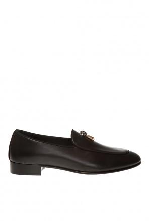 'cut' loafers od Giuseppe Zanotti