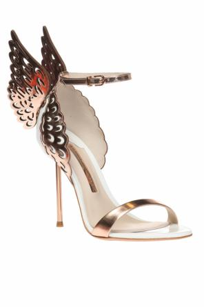 'evangeline' stiletto sandals od Sophia Webster