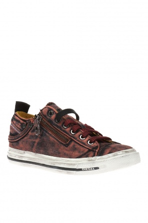 Expo-zip' sport shoes od Diesel