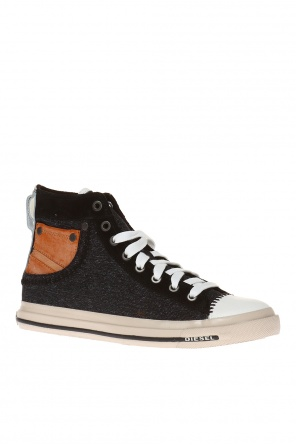 'exposure' high-top sneakers od Diesel