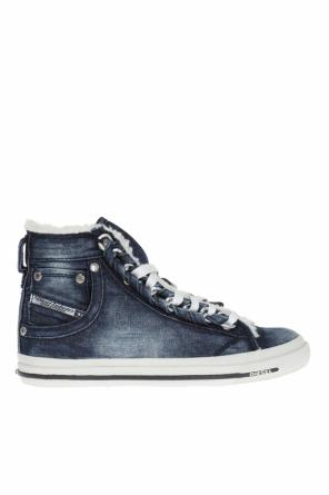 'exposure iv' high-top sneakers od Diesel
