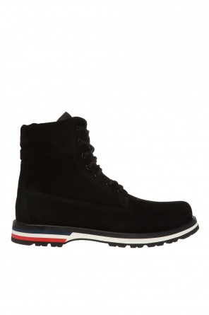 'vancouver' lace-up ankle boots od Moncler