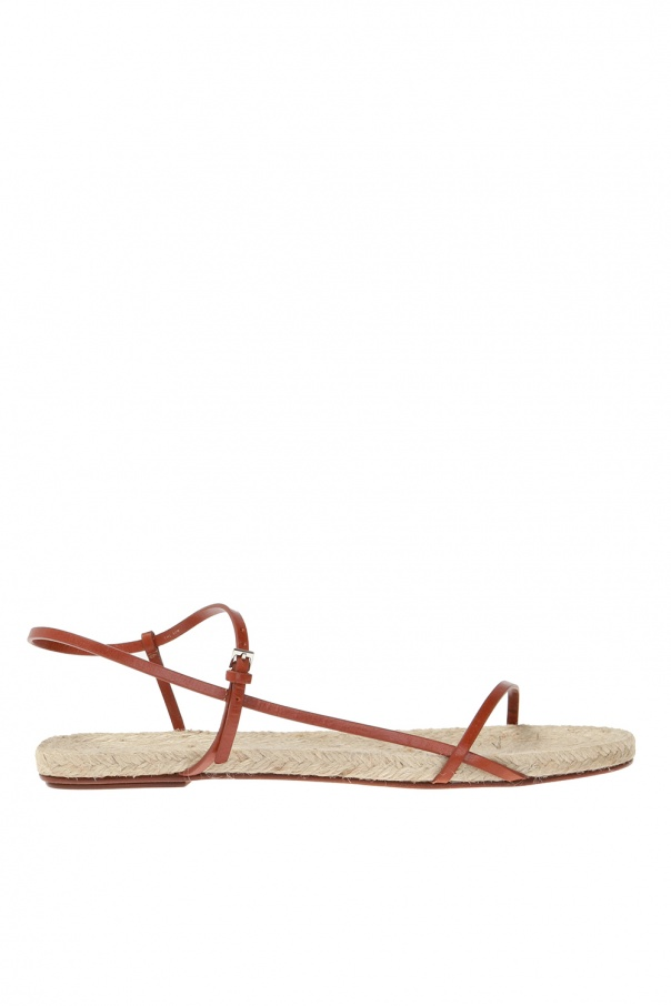 The Row Leather sandals