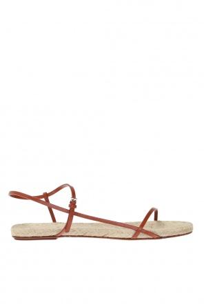 Skórzane sandały od The Row