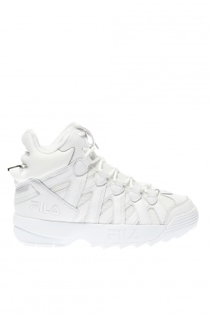 'd-stack cage' high-top sneakers od Fila