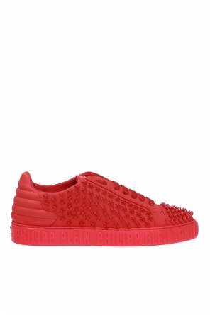 Sneakers with motif of stars od Philipp Plein