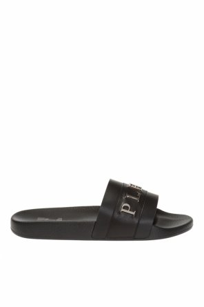 Branded slides od Philipp Plein