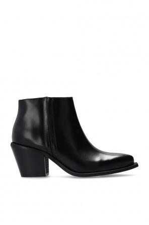 Heeled ankle boots od Samsoe Samsoe