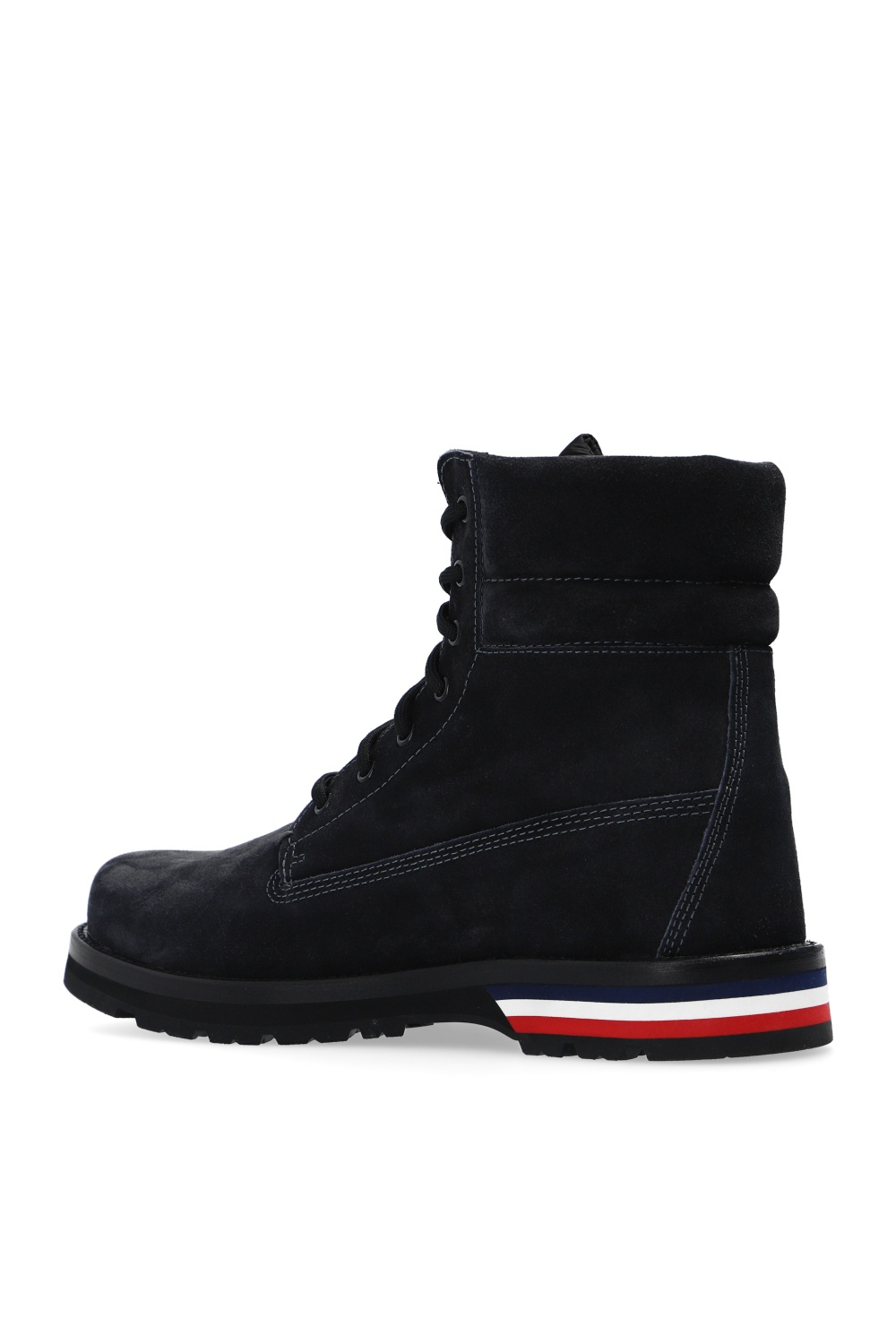 Moncler 'Vancouver' ankle boots with logo