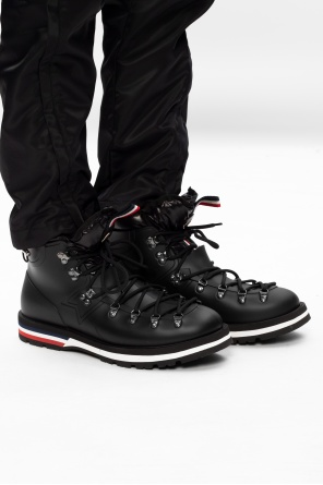 'henoc' lace-up trekking boots od Moncler