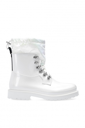 'galaxite' rain boots od Moncler