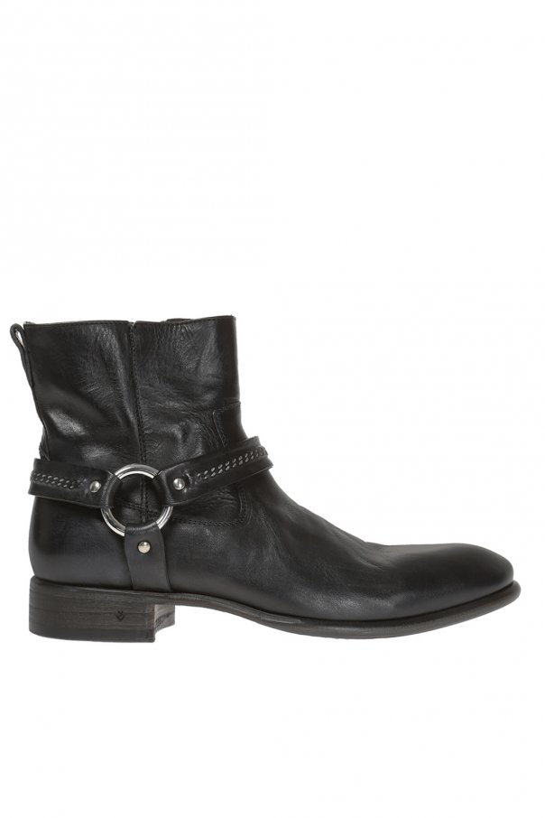 John Varvatos 'Harness' ankle boots