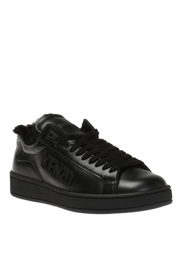 Sneakers with logo od Kenzo