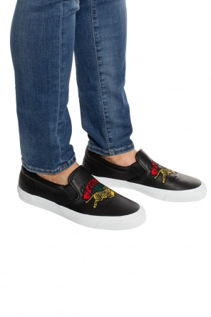 'k-skate' slip-on shoes od Kenzo