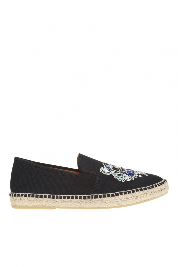 Kenzo 'Tiger' espadrilles with logo