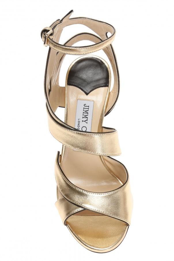083f27e3f2e Falcon  heeled sandals Jimmy Choo - Vitkac shop online