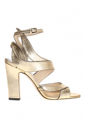 'falcon' heeled sandals od Jimmy Choo