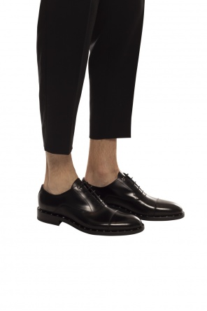 'falcon' leather oxford shoes od Jimmy Choo