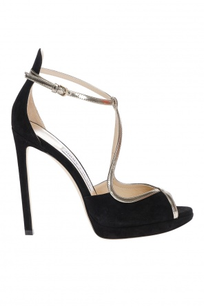 'fawne' stiletto sandals od Jimmy Choo