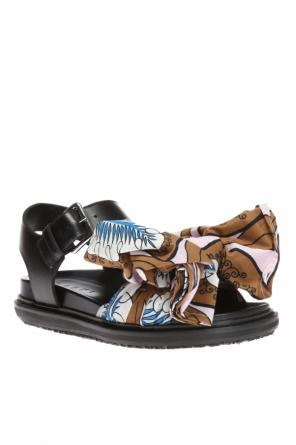 Sandals with bow od Marni