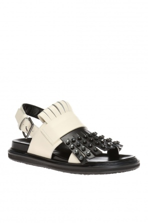 Embellished sandals od Marni