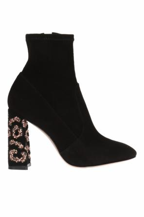 'felicity' heeled ankle boots od Sophia Webster