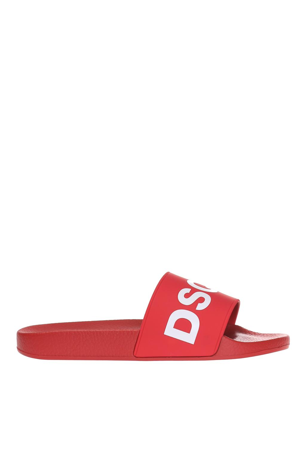 Dsquared2 Slippers with a logo