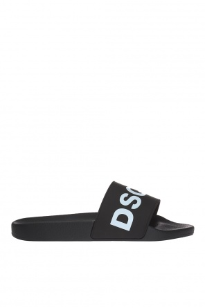 Branded slides od Dsquared2