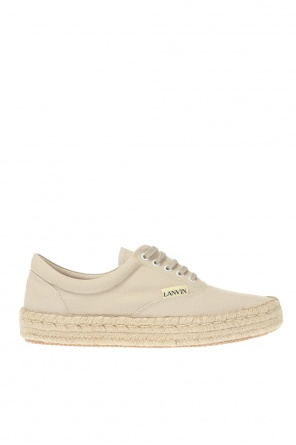 Lace-up espadrilles od Lanvin