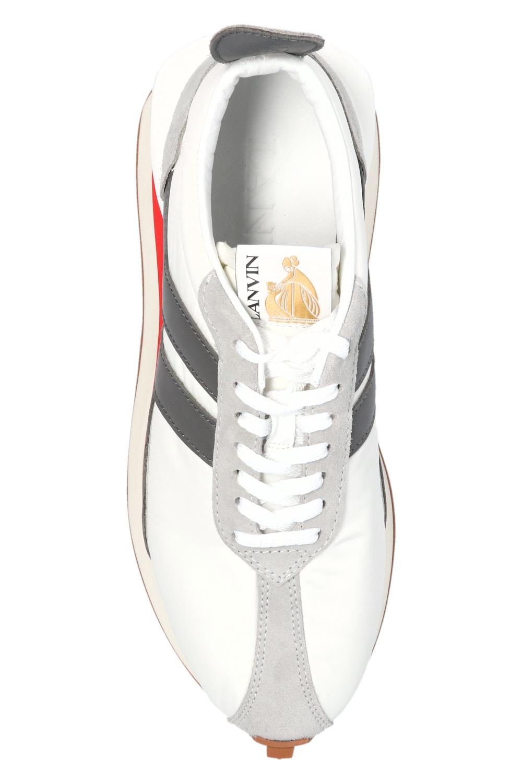 Lanvin Buty sportowe z logo