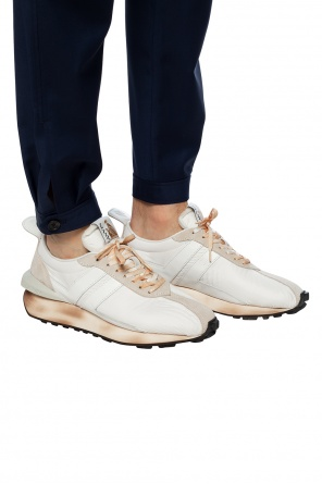 'bumper' lace-up sneakers od Lanvin