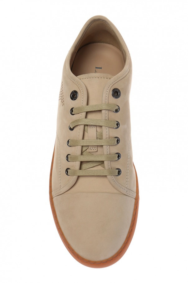 Perforated sneakers od Lanvin