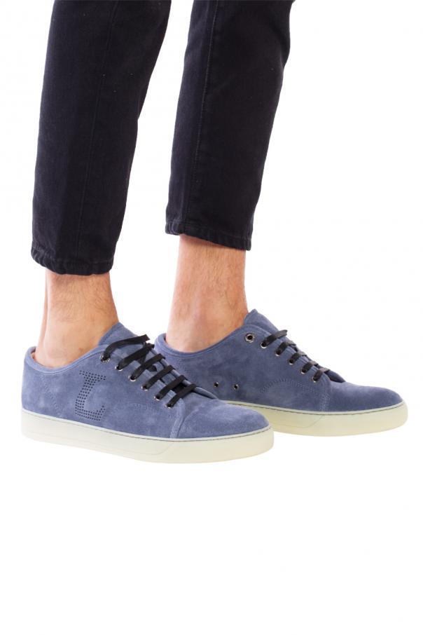 Perforated sneakers Lanvin - Vitkac shop online