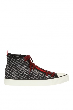 High-top sneakers od Lanvin