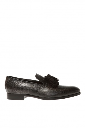 'foxley' tasselled loafers od Jimmy Choo