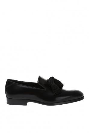 63c0588f8454 ... leather loafers od Jimmy Choo