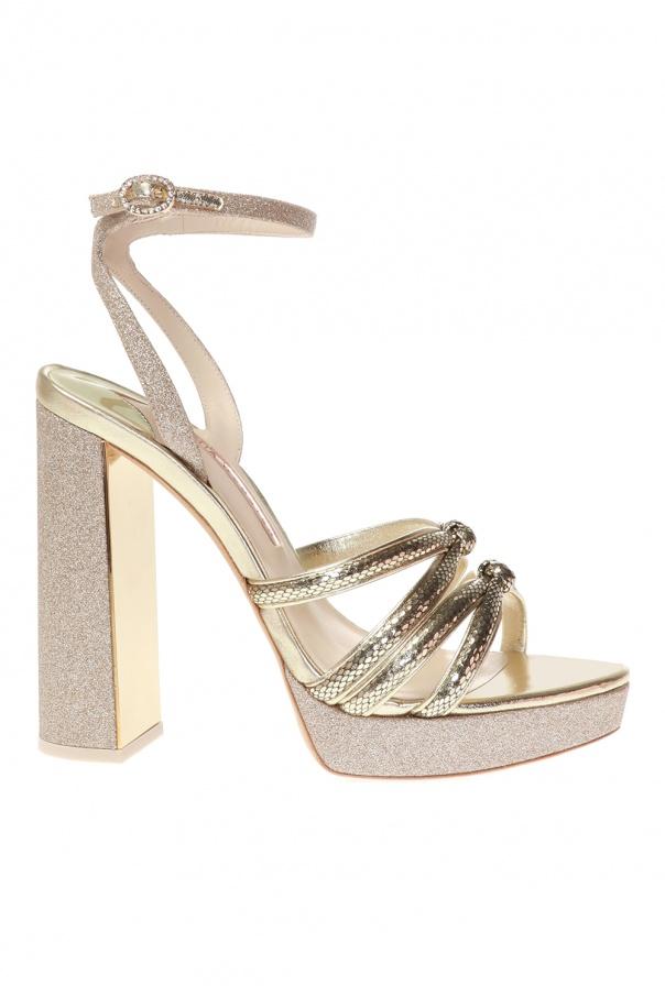 Sophia Webster 'Freya' platform sandals