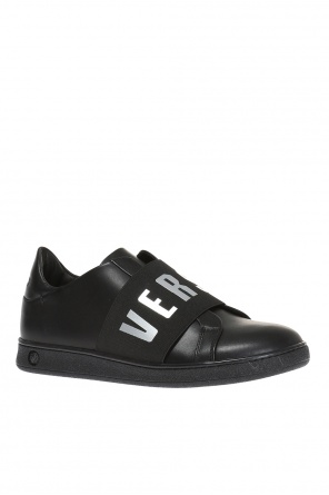 Sneakers with logo od Versace Versus