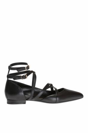 Ballet flats with strap od Lanvin