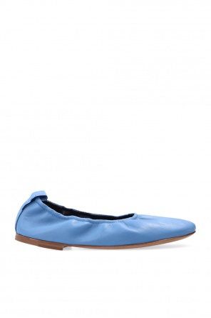 Leather ballet flats od Lanvin