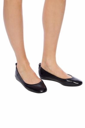 Leather ballet flats od Lanvin