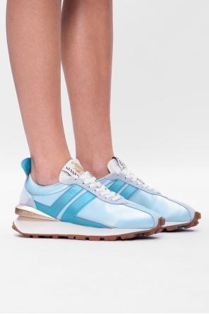 'bumper' lace-up sneakers od Lanvin