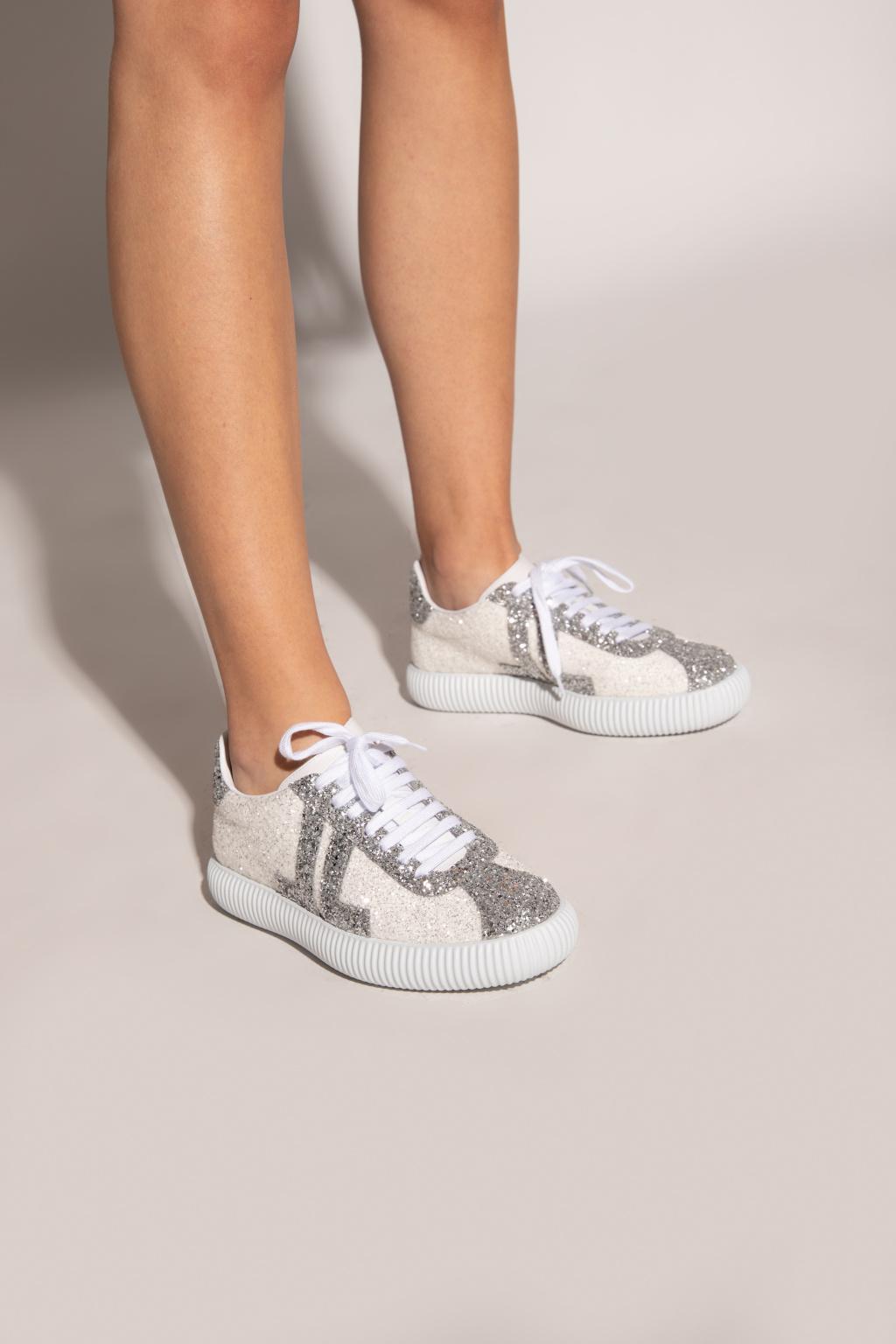 Lanvin Glittery sneakers