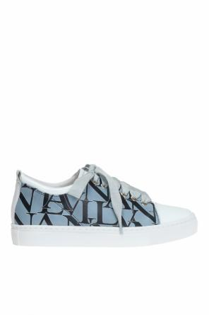 Sneakers with letters motif od Lanvin