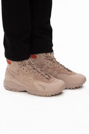 'notoma' boots od Y-3 Yohji Yamamoto