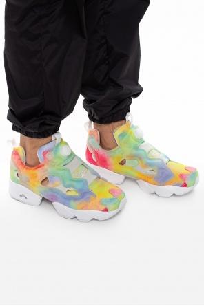 'instapump fury' sneakers od Reebok