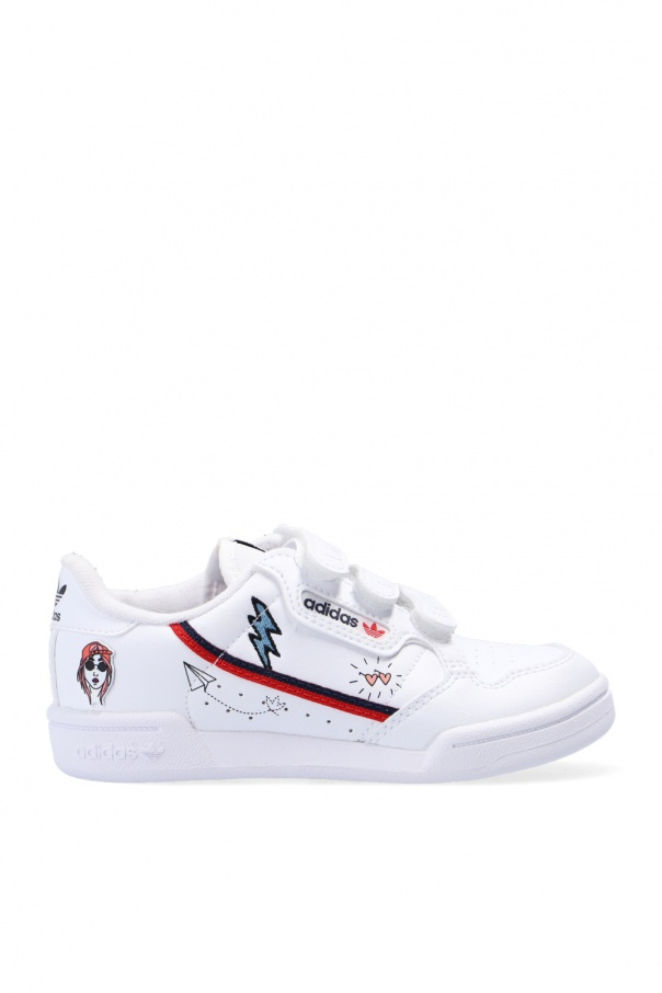 ADIDAS Kids 'Continental 80' sneakers