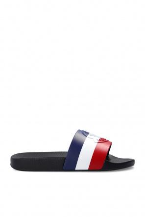 'jeanne' rubber slides od Moncler 'O'