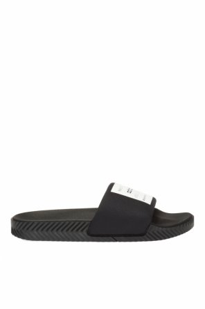 'adilette' slides with logo od ADIDAS by Alexander Wang
